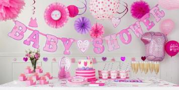 Baloni baby shower