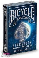 Karte Bicycle STARGAZER NEW MOON