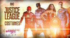 Pustni kostum Batman, Spiderman, Flash, Wonder woman