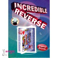Karte INCREDIBLE REVERSE 08561