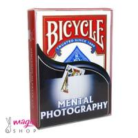 Karte Bicycle MENTAL PHOTOGRAPHY deck 08269