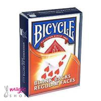 Bicycle blank backs/regular faces 08660