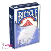 Bicycle both side blank 08662