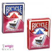 Bicycle double faces 08664