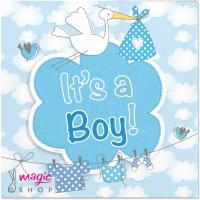 Serviete It's a boy 20 kosov