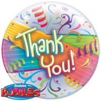 Bubble balon THANK YOU