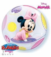 Bubble balon Minnie baby