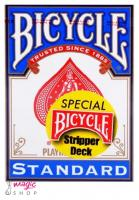 Bicycle STRIPPER karte modre