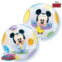 Bubble balon Mickey baby