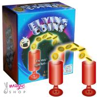 Flying coins 08093
